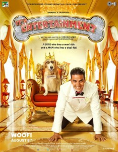 Entertainment Movie Review by Taran Adarsh