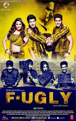 Fugly Movie Review by Taran Adarsh