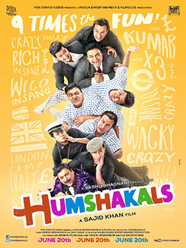Humshakals Movie Review by Taran Adarsh
