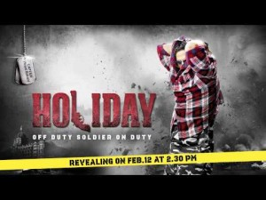 Holiday Movie Review by Taran Adarsh