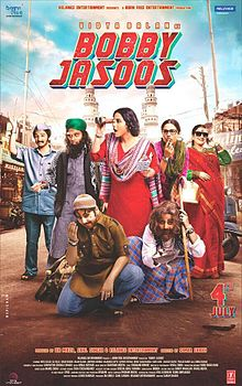Bobby Jasoos Movie Review by Taran Adarsh