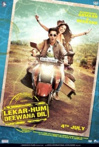 Lekar Hum Deewana Dil Movie Review by Taran Adarsh