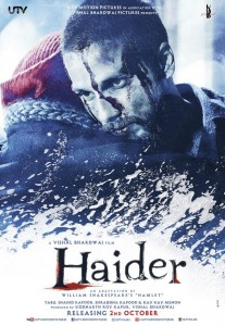 Haider Movie Review by Anupama Chopra