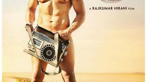 PK First Look Poster