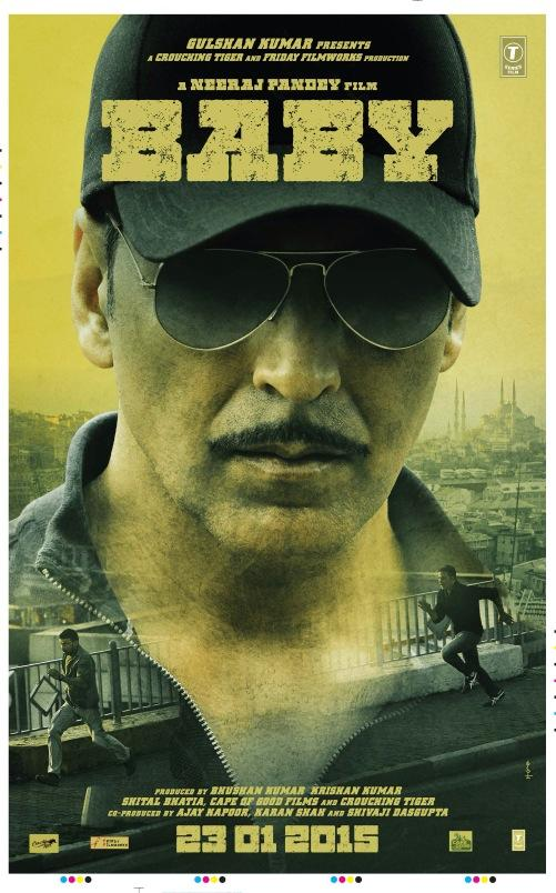 First Look Poster of Neeraj Pandey's Baby starring Akshay Kumar