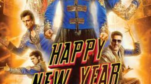Happy New Year Movie Review – FS