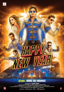 Happy New Year Movie Review - FS