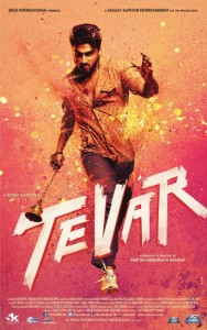 Sanket's Review: Tevar is fairly consistent until the last lap