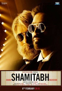 Sanket's review: SHAMITABH is fun until it takes itself too seriously