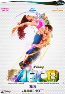 Sanket's Review: ABCD2