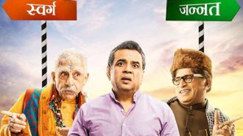 Sanket's Review: Dharam Sankat Mein picks up a moot issue, but with little efforts