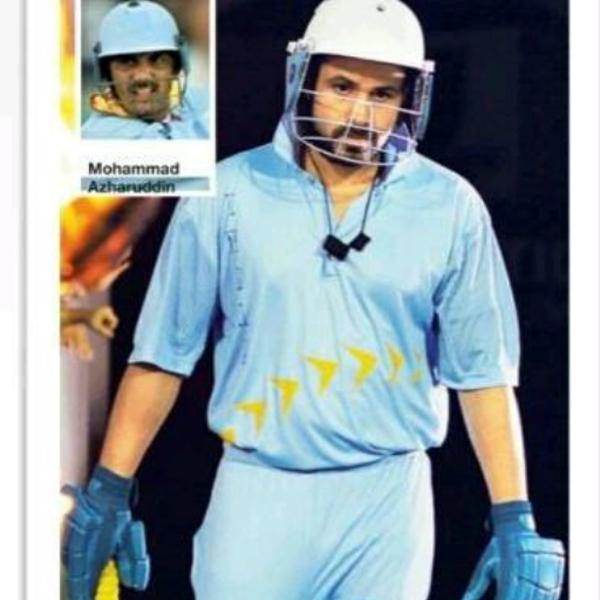 First Look of Emraan Hashmi from Azhar