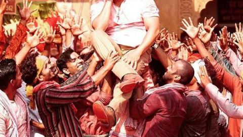 First Look of Salman Khan from Bajrangi Bhaijaan