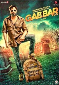 Sanket's Review: Gabbar is Back