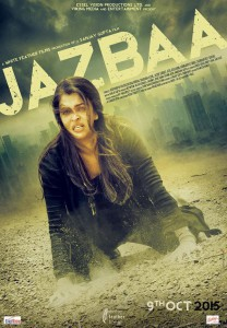 Sanket's Review: Jazbaa