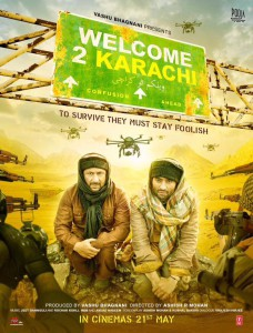 Sanket's Review: Welcome to Karachi