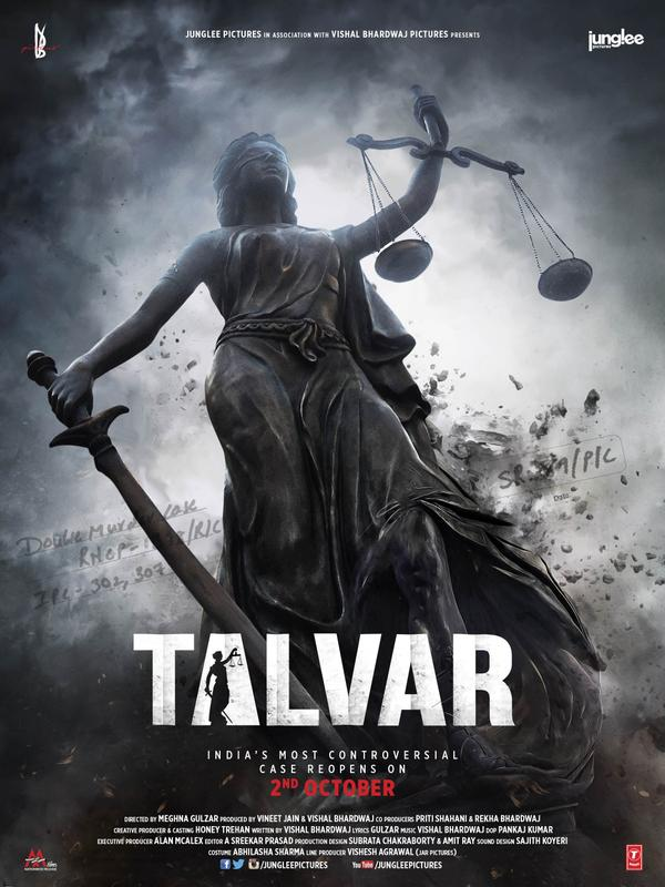 Talvar First Look Poster
