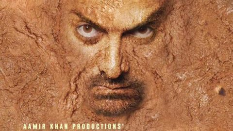 Dangal First Look Poster starring Aamir Khan