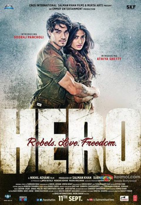 Sanket's Review: Hero