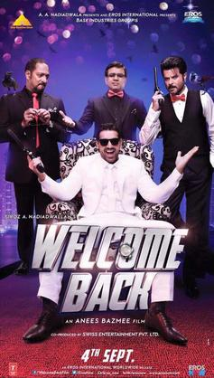 Sanket's Review: Welcome Back