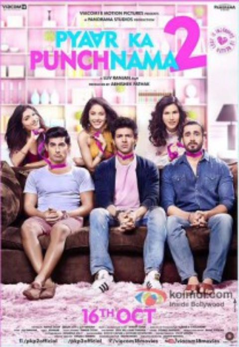 Sanket's Review : Pyaar Ka Punchnama 2