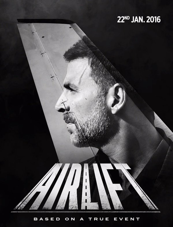 """Airlift"" is a Masterpiece, Brilliance & one of a Kind. 5/5 - FS"