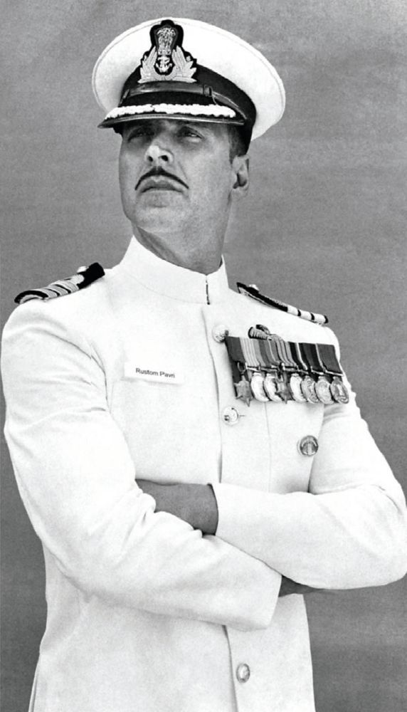 First Look of Akshay Kumar from Rustom