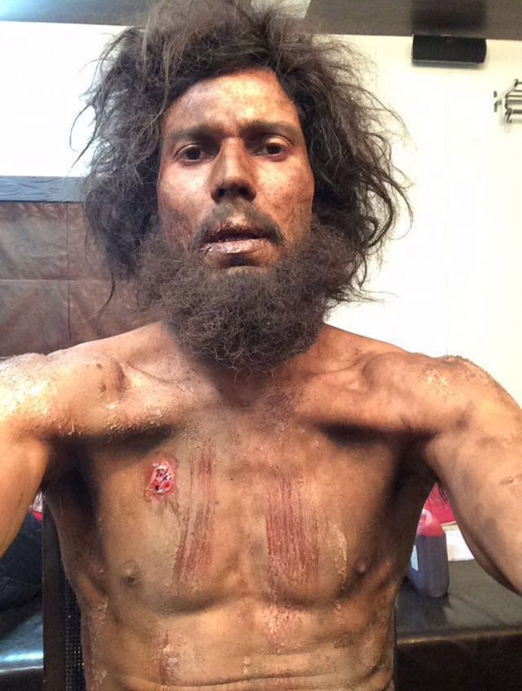 First Look of Randeep Hooda from Sarbjit