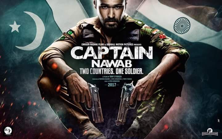 Captain Nawab First Look Poster starring Emraan Hashmi