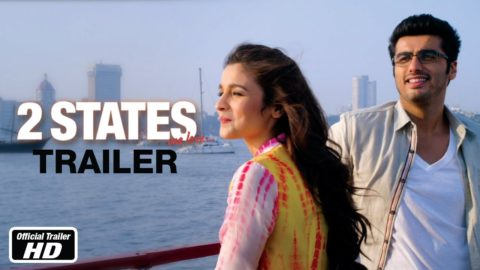 2 States Theatrical Trailer