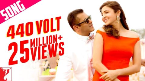 440 Volt Song from Sultan ft Salman Khan, Anushka Sharma