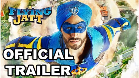 A Flying Jatt Official Trailer starring Tiger Shroff, Jacqueline Fernandez