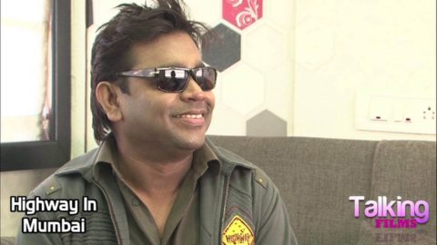 A.R. Rahman Interview On Highway