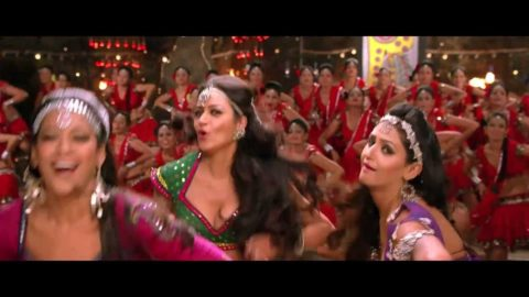 Aa Re Pritam Pyare Song from Rowdy Rathore