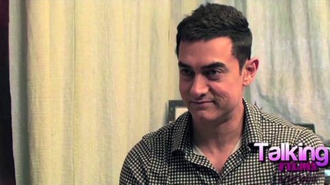 Aamir Khan Interview on Talaash
