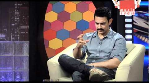 Aamir Khan speaks about Taalash, Dhoom 3, Munna Bhai, His Children & Much More