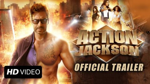 Action Jackson Official Trailer