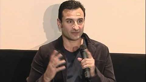 Agent Vinod Press Conference in London