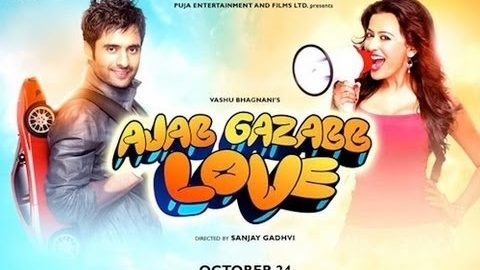 Ajab Gazabb Love Theatrical Trailer
