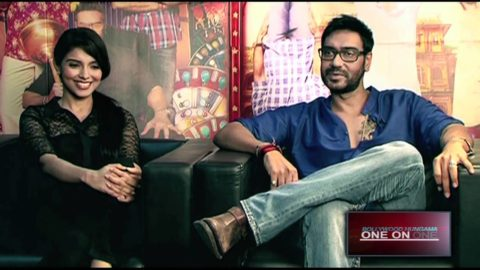 Ajay Devgn and Asin Bol Bachchan Interview