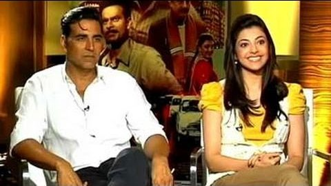 Akshay Kumar and Kajal Aggarwal NDTV Interview on Special 26
