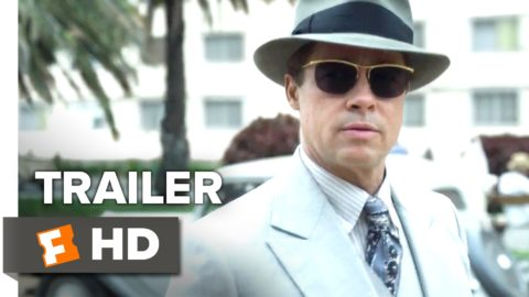 Allied Official Teaser Trailer starring Brad Pitt, Marion Cotillard