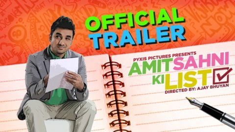 Amit Sahni Ki List Uncensored Trailer