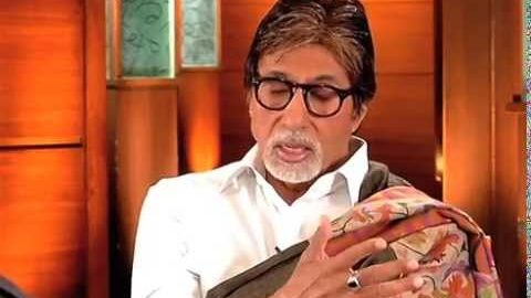 Amitabh Bachchan's Interview on The Bachchan Dialogues