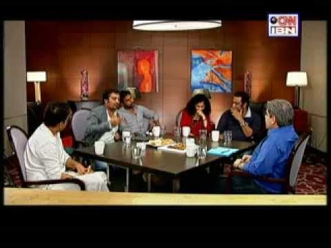 Anurag Kashyap, Anurag Basu, Sujoy Ghosh, Shoojit Sircar and Gauri Shinde Interview with Rajeev Masand
