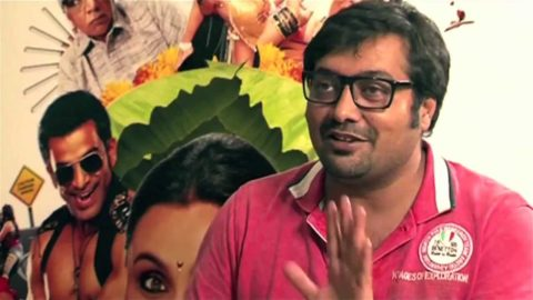 Anurag Kashyap Interview on Aiyaa, Talaash and Barfi