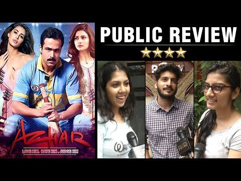 Azhar Movie Public Reviews