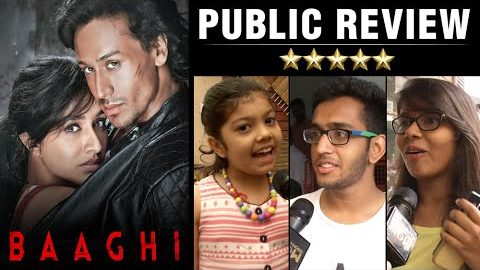 Baaghi Public Reviews