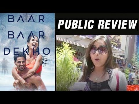 Baar Baar Dekho Public Reviews