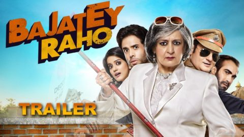 Bajatey Raho Theatrical Trailer